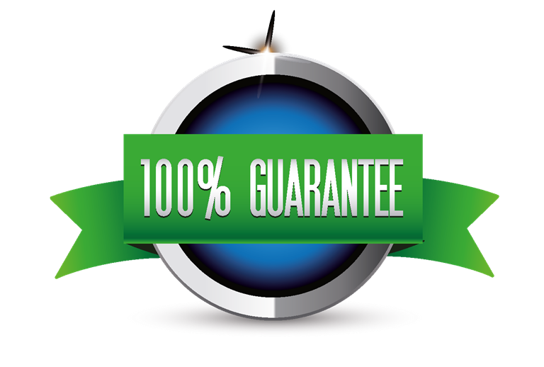 Our 7 promise print guarantee by Cariss Printing