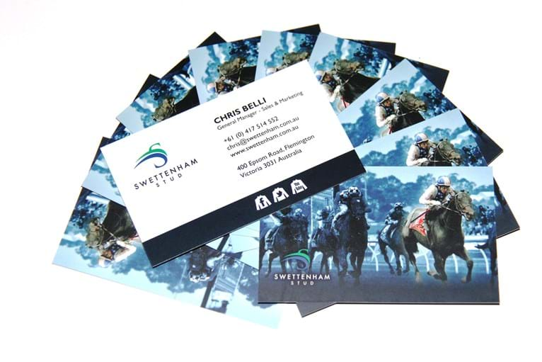 business card printing, business printing Melbourne