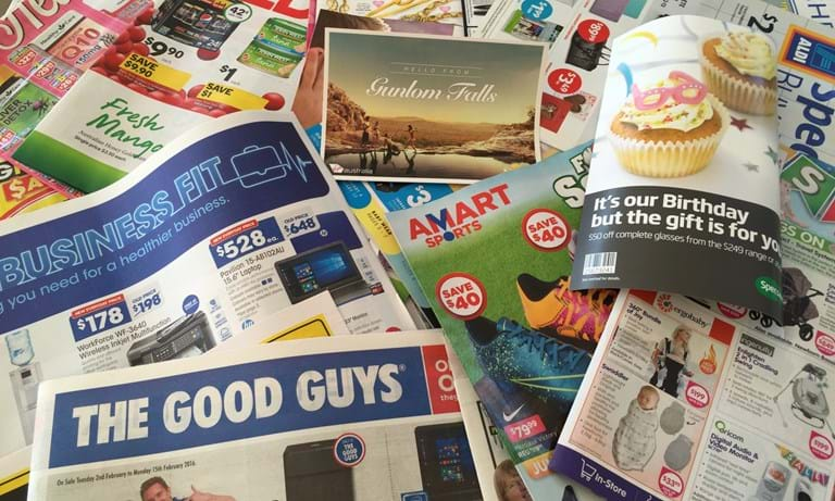 junk mail printing, flyer printing, catalogue printing, booklets, magazines